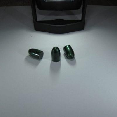 DG Bullets, 9mm 135 Grain, RN, BB, NLG